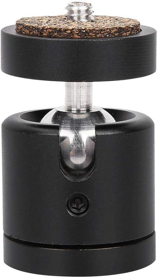 Simlug Mini Ball Head 1/4 Agujero para cámara réflex: Amazon.es ...