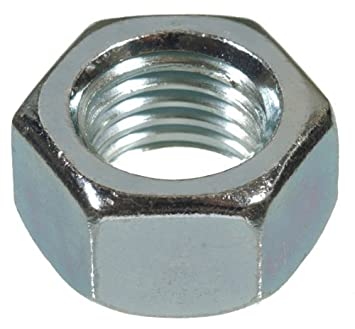 The Hillman Group The Hillman Group 810 Hex Finish Nut 3//4-16 In 3-Pack