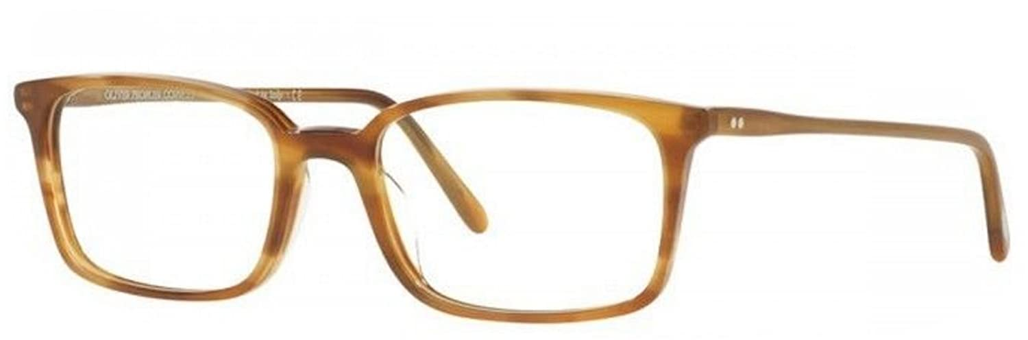 864a2a909768 New Oliver Peoples OV 5335U 1011 Tosello Raintree Brown Eye Wear   Amazon.ca  Clothing   Accessories