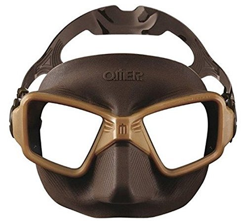 Omer Mask Zero Cubed Ultra Low Volume Spearfishing Freediving Mask by More