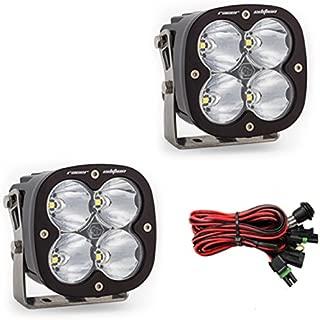 product image for Baja Designs XL Racer Edition Pair UTV LED Light High Speed Spot Pattern