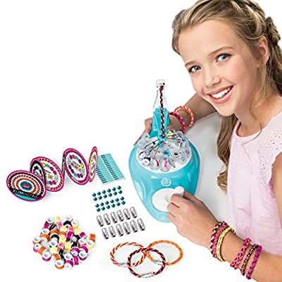 Cool Maker - KumiNeons Fashion Pack, Makes Up to 12 Bracelets with the KumiKreator, for Ages 8 and Up: Toys & Games