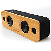 Deals on Aomais Life 30w Bluetooth Loud Bamboo Wood Home Audio Wireless Speaker