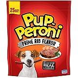 Pup-Peroni Original Prime Rib Flavor Dog Snacks, 25-Ounce