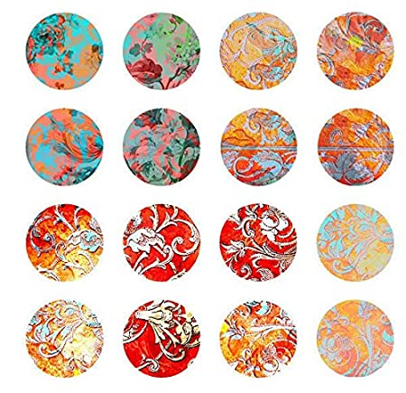3 Different Size Sheet Ceramic Decal Choose Either Ceramic Enamel Decal 78868 Enamel Images Waterslide Decal to Choose from Circle Luminescent Glass Decal or Glass Fusing Decals