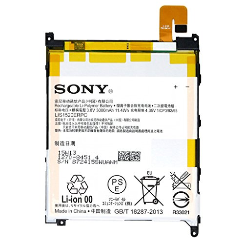 NEW Sony LIS1520ERPC Battery 3000mAh for Sony Xperia for sale  Delivered anywhere in USA