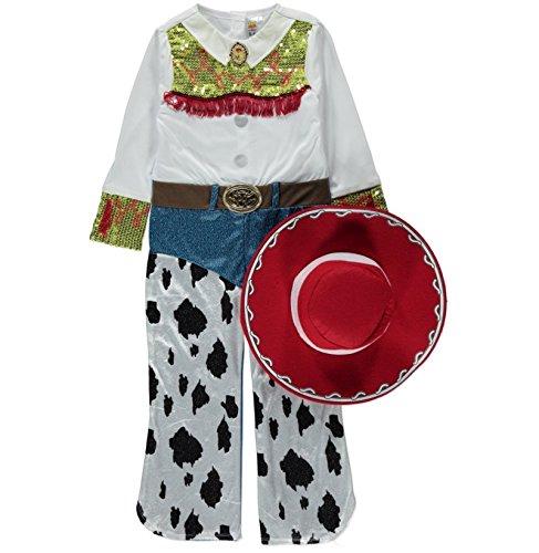 Niña Disney Toy Story Jessie Cowgirl Disfraz sombrero de George Pixar   Amazon.es  Juguetes y juegos 09992f2b4e0