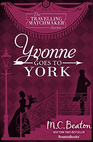 book cover of Yvonne Goes to York