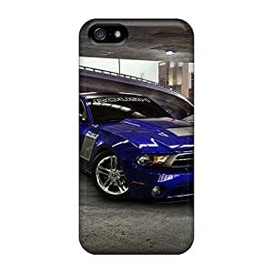 QDc30362GxUV Cases Skin Protector For Iphone 5/5s Mustang Custom With Nice Appearance