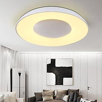 BLYC  Kreative LED Lampe Schlafzimmer Licht Romantisches Studie Beleuchtung  Minimalistische Moderne Runde Decke Deckenleuchte 430