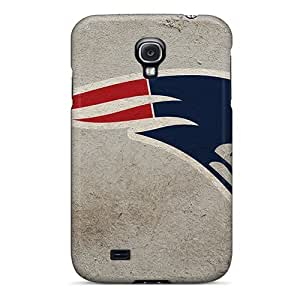 Awesome ItT1968caCN Qqoo Defender Tpu Hard Case Cover For Galaxy S4- New England Patriots
