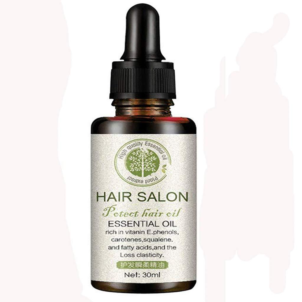 Hair Regrowth Serum -, Hair Serum, Anti Hair Loss, Thinning, Balding, Repairs Hair Follicles, Hair Salon - Hair Growth TreatmentPromotes Thicker, Stronger Hair, And Promotes Hair Regrowth (30ml)