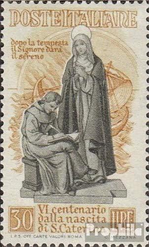 Prophila Collection Italia Michel.-No..: 743 1948 Katharina por Siena (Sellos para los coleccionistas) Cristianismo: Amazon.es: Juguetes y juegos
