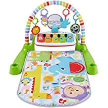 Fisher-Price Deluxe Kick & Play Piano Gym, Multicolor