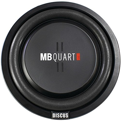 MB QUART DS1-304 Discus Series 400W Shallow Subwoofer (12