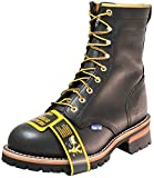 Cactus Work Boots 9219S Black Size 10.5