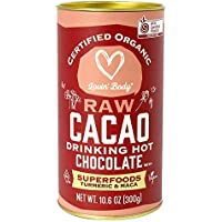 Lovin' Body Organic Raw Cacao Drinking Hot Chocolate with Superfoods 300 g