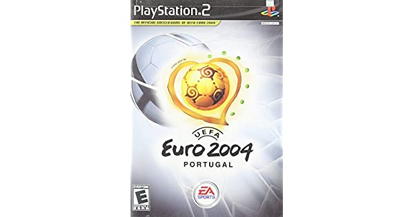 Amazon.com: UEFA Euro 2004: Portugal - PlayStation 2: Video ...