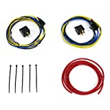 Keep It Clean 89694 Headlight Relay Conversion Kit Heavy Duty Headlight Relay Conversion Kit