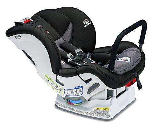 Britax Marathon ClickTight Anti-Rebound Bar Convertible Car Seat, Verve