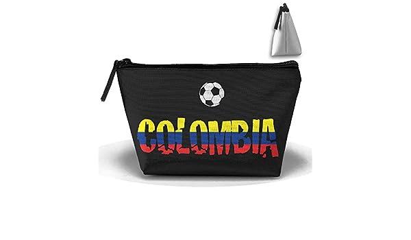 Coring Bolso bandera colombiana almacenamiento de bolsas de ...