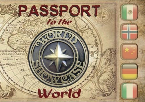 Passport to the World: at Disney World's - Kingdom Magic Disney World At