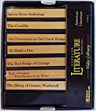 Glencoe Literature Video Library: The Crucible, Spoon River Anthology, to Build a Fire, an Occurence At Owl Creek Bridge, the Red Badge of Courage, Kate Chopin: Five Stories of an Hour, the Jilting of Granny Weatherall, Biography: Frederick Douglas