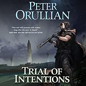 Trial of Intentions Audiobook