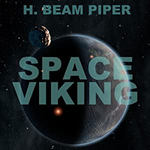 Space Viking Audiobook