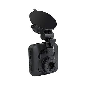 Brisk Links Dash Cam Full HD 1080P, Durable Low Profile Design, 156° Super Wide Viewing Angle, G-Sensor, Loop Recording, Super HDR, Motion Detection, with Bonus Multi Optional Mounts