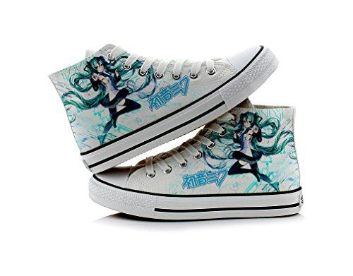 Miku Skor Tygskor Sneakers Colourful1