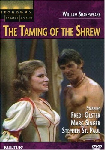 The Taming of the Shrew (Broadway Theatre Archive) by Kulter