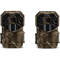 Stealth Cam 14MP IR No Glo Infrared Scouting Game Trail Camera (2 Pack) | G45NG