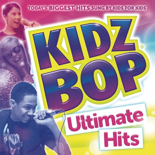 Top Songs For Halloween Party (Kidz Bop Ultimate Hits)