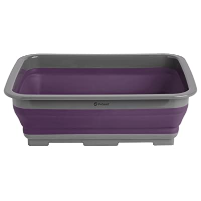 Outwell Collaps Bassine escamotable, prune, taille unique
