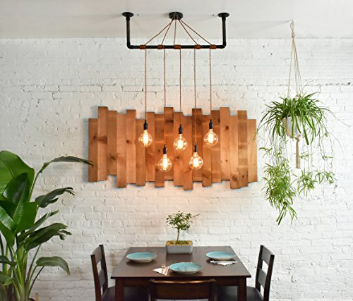 Red And Black Pendant Lighting in US - 6