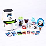 3d mini vacuum - 3D Mini Sublimation Vacuum Heat Press Machine Sunmeta ST-1520 Transfer Sublimation Printer A Hight Version For Printing 3D Pattern On Mugs,Plates,Phone Cases AC 120V/60HZ US Plug (White)