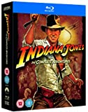 Indiana Jones The Complete Adventures [Blu-ray] (Region Free)