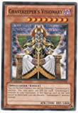 Yu-Gi-Oh! - Gravekeeper's Visionary (SDMA-EN018) - Structure Deck: Marik - 1st Edition - Common