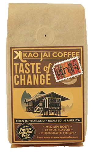 Kao Jai Coffee - Single-origin, Specialty Grade & Direct Trade Thai - Chiang Hill Mai Tribes