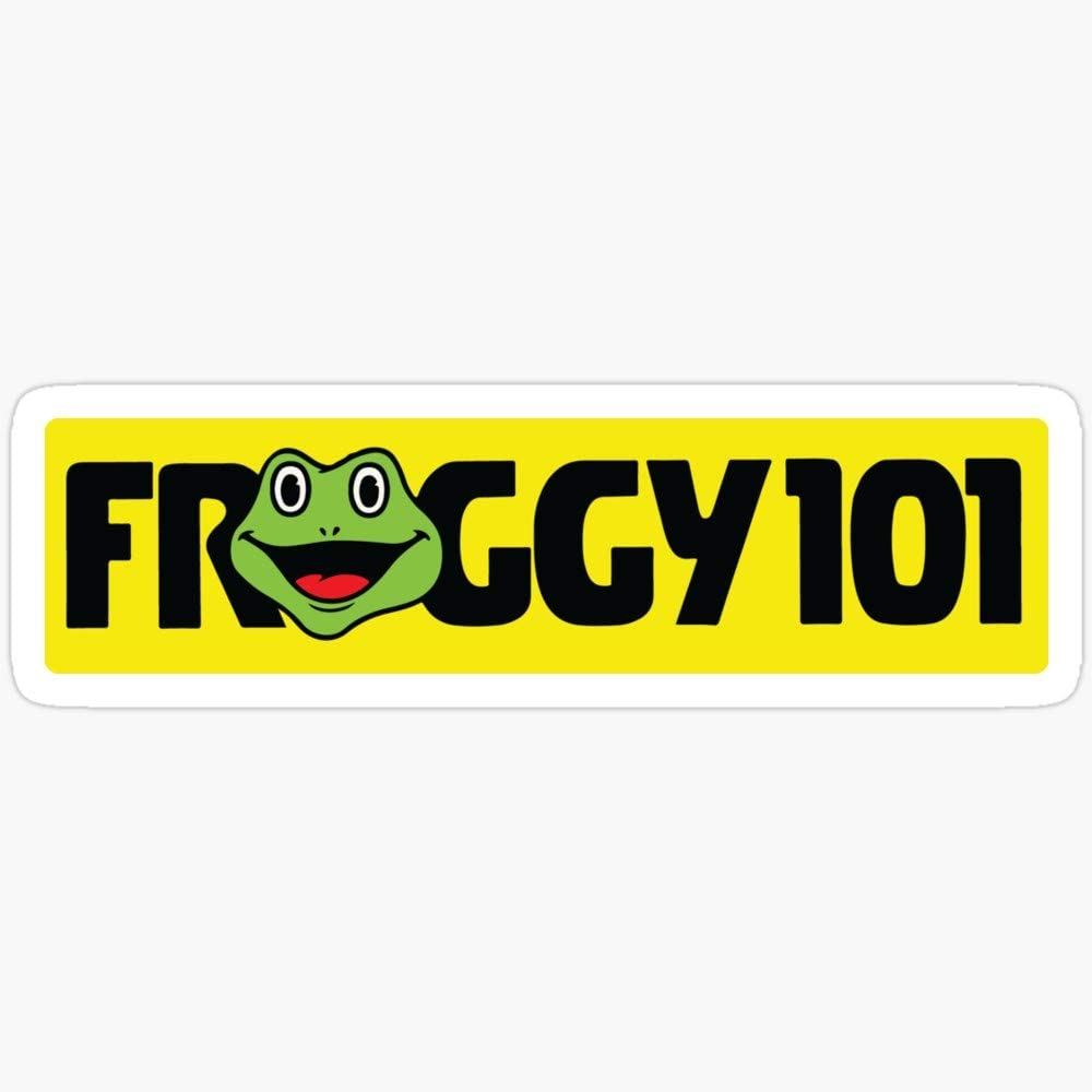 BeliNZStore The Office Froggy 101 Stickers (3 Pcs/Pack)