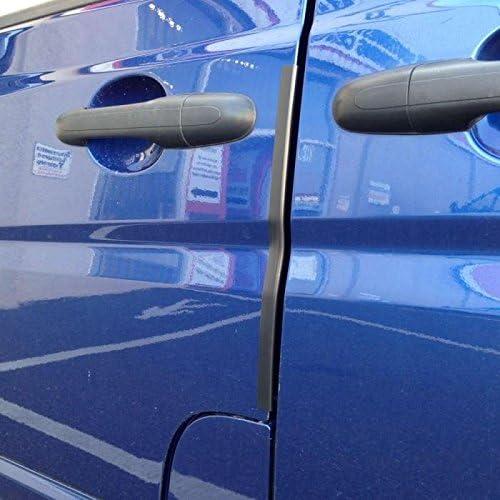 Bump Stop Door Guard Edging Scuff Scratches Strip Soft Plastic Cutable Protector