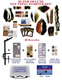 Wapsi Super Deluxe Fly Tying Starter Kit