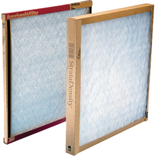 """12"""" x 30"""" x 1"""" Disposable Panel Air Filters - Case of 12"""