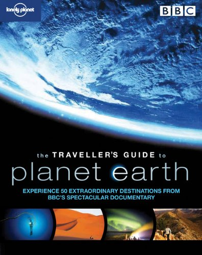 The Traveller's Guide to planet earth : Anglais