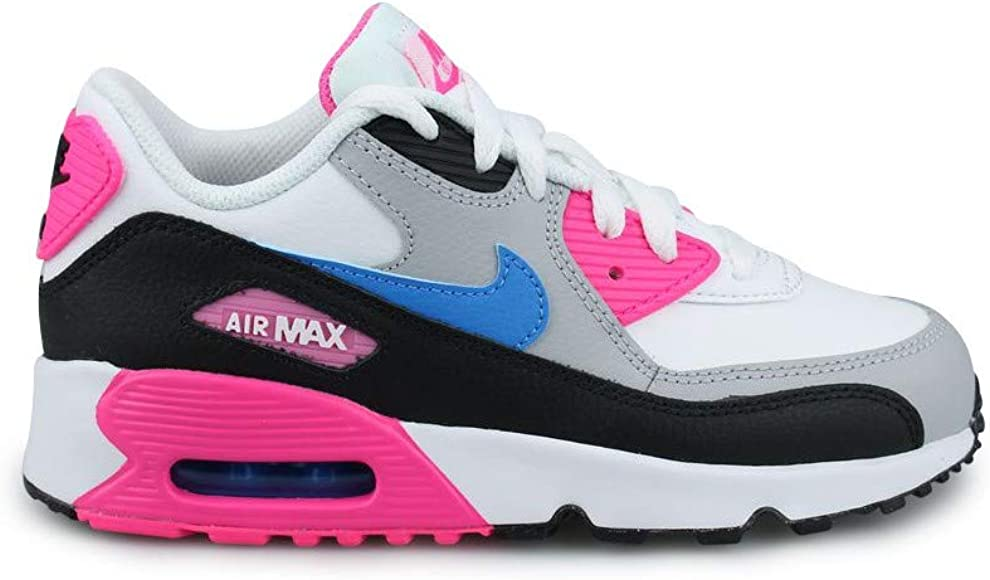 | Nike Girls Air Max 90 Leather (ps) Pre School