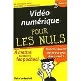VIDEO NUMERIQUE POUR LES NULS PO. 4E ED