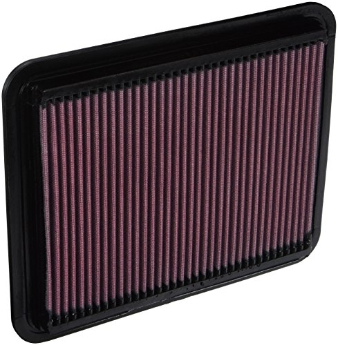 K&N 33-2296 High Performance Replacement Air Filter