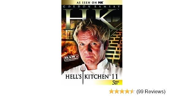Amazon com: Hell'S Kitchen Season 11: Movies & TV