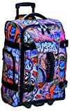 Athalon Luggage 21-Inch Hybrid Travelers Bag, Graffiti, One Size